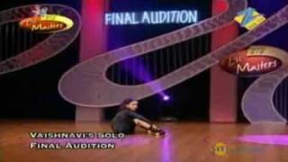 DID Little Masters Final Audition May 14 '10 - Ananya & Vaishnavi