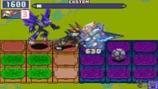 Mega Man Battle Network 6: Timaeus22222 VS ividal1(3)!