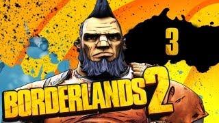 Let's Play Borderlands 2 German - EXPLOSIVE BRÜDER - Part 3