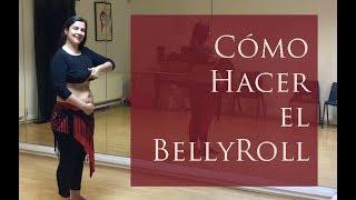 Cómo hacer el Bellyroll