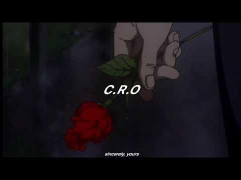 c.r.o como se siente • letra