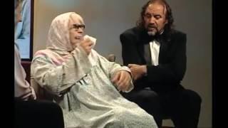 El amor por el humor Landriscina, Doña Jovita y Cacho Garay