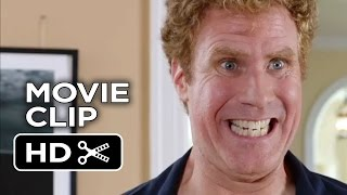 Get Hard Movie CLIP - Mad Dog (2015) - Will Ferrell, Kevin Hart Comedy HD