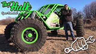 Ryan Bramhall The Hulk Buggy - SRRS Driver Profile