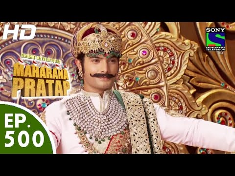Xxx Mp4 Bharat Ka Veer Putra Maharana Pratap महाराणा प्रताप Episode 500 6th October 2015 3gp Sex