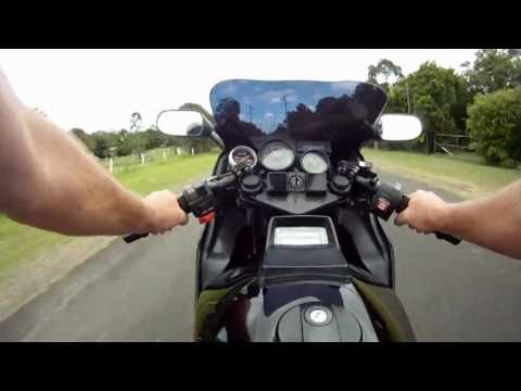 GPZ 750 Turbo part 1 gopro