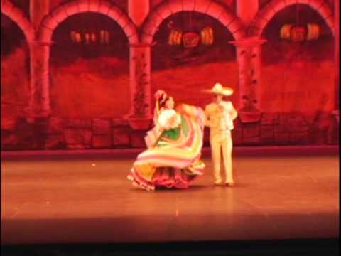 Voces de mi Pueblo Fiesta Mexicana Ballet Folklorico