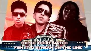PKW WRESTLEMANIA 31 FULL AND ALL MATCH CARDS