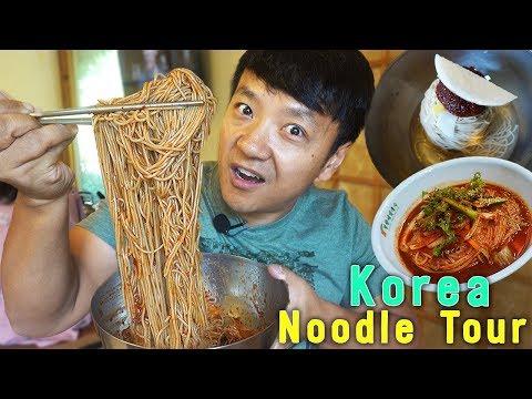 Xxx Mp4 TRADITIONAL Korean Noodle Tour In South Korea 3gp Sex