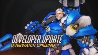 Developer Update   Overwatch Uprising   Overwatch