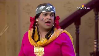 Comedy Nights With Kapil - Kapil ke Ghar, Sapno Ki Rani ( Queen) - 9th March 2014 - Full Episode