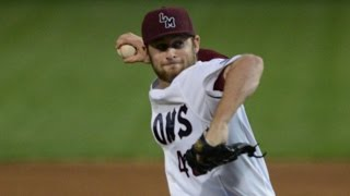 LMU Pitcher Cory Abbott Tosses Perfect Game vs. BYU | CampusInsiders