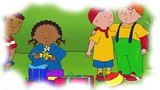 Funny Animated cartoons for Kid | Caillou Friendship Day Compilation | Cartoon Movie | Kids Cartoons
