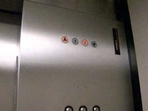 I Found Another Schindler Elevator At Another Hampton Inn