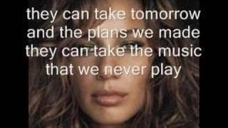 Leona Lewis-Yesterday w/lyrics