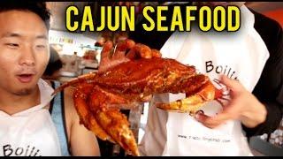 BOILING CRAB (Vietnamese Cajun Seafood) - Fung Bros Food