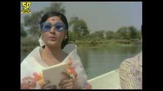 Chakravakam Telugu Movie Songs | Ee Nadhila Na Hrudayam Video Song | Shobhan Babu | Vanisri |