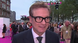 Bridget Jones's Baby Premiere: Colin Firth Interview