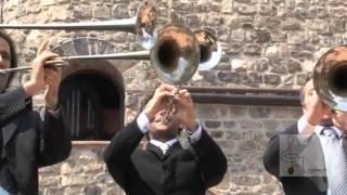ARMONIA Agenzia musicale - Castello di Limatola - Trombe egiziane