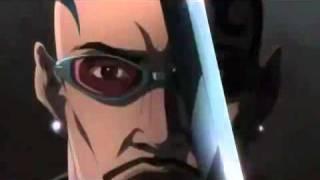 Blade anime teaser trailer