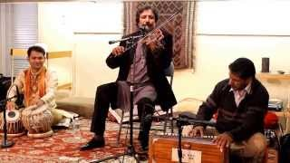 Raees Khan and Imran Sagar    new york USA kaheen deep chala kaheen dil