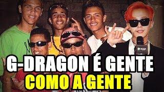 G-DRAGON VOLTA A POBREZA