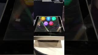 Neonode Holographic Display, Display Week 2019