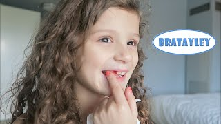 Daddy Knocked My Tooth Out (WK 252.6) | Bratayley