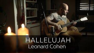 HALLELUJAH (Leonard Cohen) - Acoustic Fingerstyle Guitar Cover