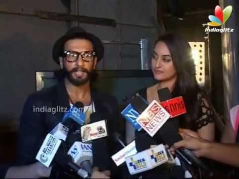 Xxx Mp4 Lootera Cast On Sets Of Emotional Atyachaar Bollywood Movie Ranveer Singh Sonaksi Sinha 3gp Sex