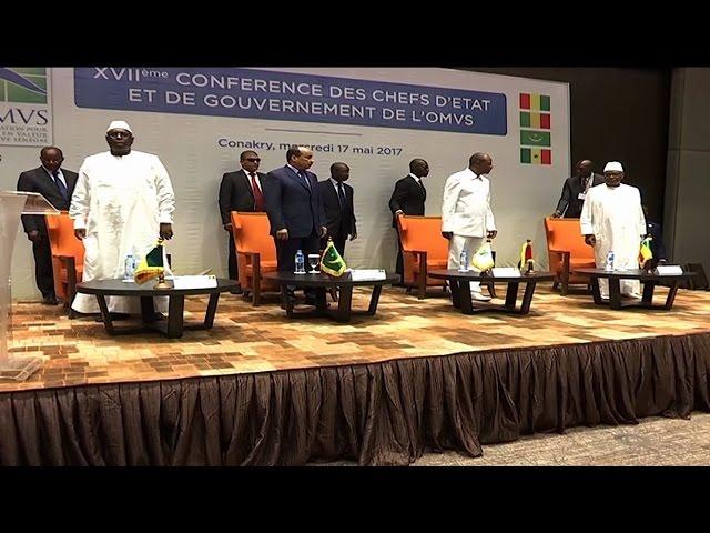 Sommet OMVS à Conakry: PR Macky Sall nouveau président en exercice