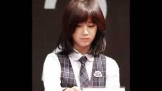 Park Ji Yeon (T ara) in Replay - SHINee song
