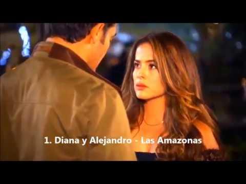 Los Mejores Besos De Telenovelas 2016 ♡