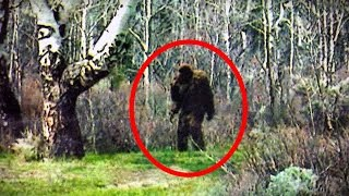 5 Crazy BIGFOOT Sightings Caught on Camera (2016)