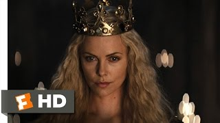 Snow White and the Huntsman (2/10) Movie CLIP - Mirror, Mirror On the Wall (2012) HD