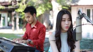 Like I'm Gonna Lose You (Meghan Trainor ft. John Legend) Covered by Poompianist with Pam Gaia