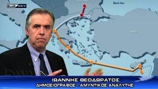 Θεοδωράτος - Με το κλειδί της Ιστορίας (42η) 24Jan17 (HD)