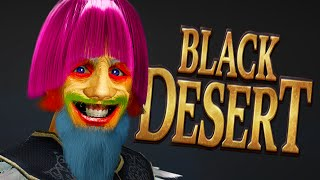 BLACK DESERT ONLINE - Hot and Ugly Male Character Creation