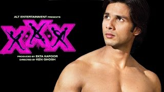 Shahid Kapoor In Ekta Kapoor's EROTIC Film 'XXX'?