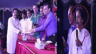 নিজ জেলা পাবনার স্বাধীনতা পুরস্কার পেয়ে কাঁদলেন বৃন্দাবন দাস ।। Brindaban das