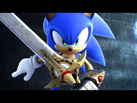 Xxx Mp4 Sonic And The Black Knight All Cutscenes Game Movie 1080p HD 3gp Sex