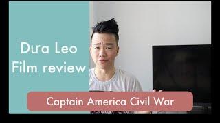 Captain America Civil War - Phim hay Leo nói