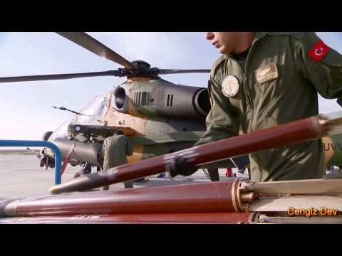 ATAK T129 Attack Helicopter Features [ENGLISH] Full HD