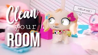 LPS: Clean your room (skit)