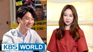 Kim Saengmin's Veteran (With MOMOLAND's Jooe) : Jeong Sanghun [Entertainment Weekly / 2017.09.04]