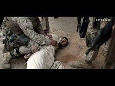 ırak america savaşı katliam ve vahşet
