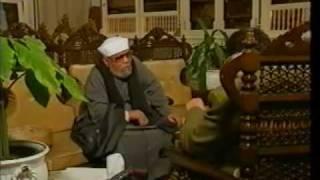 لقاء الايمان للشيخ الشعراوى حلقة 8 الروح