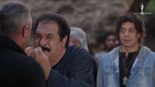 مسلسل سلسال الدم l ضرب وانفعال هارون على حمدان بعد ماطرد فراج
