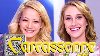SourceFed Plays CARCASSONNE!