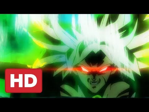 Xxx Mp4 Dragon Ball Super Broly Movie Trailer English Dub Reveal Exclusive Comic Con 2018 3gp Sex